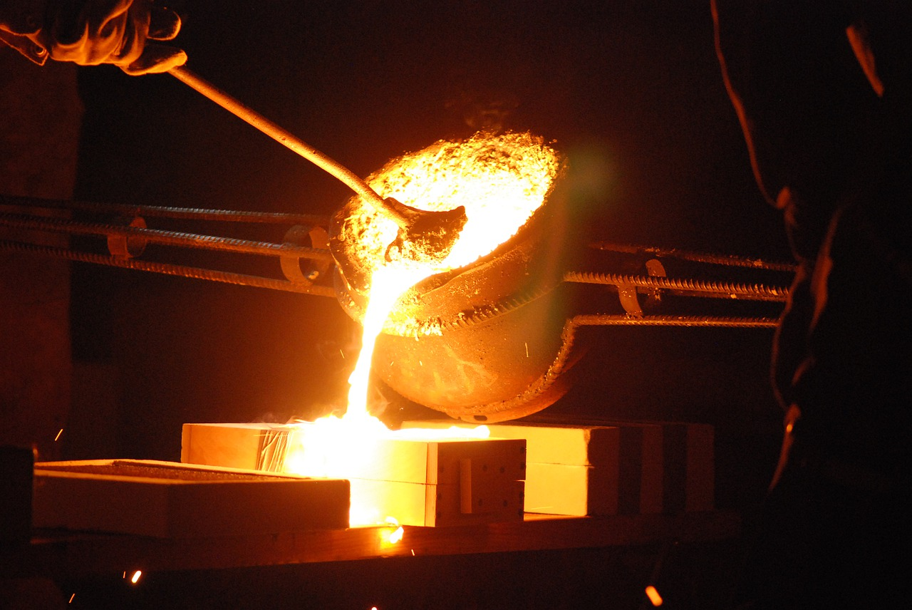 foundry industry essential business