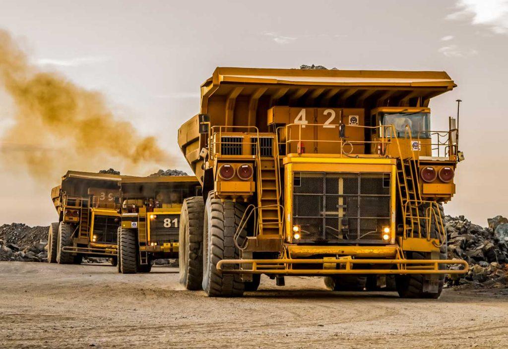 Construction Mining 5G Technology