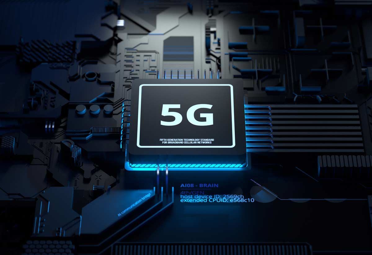Mining and Construction 5G Technologies