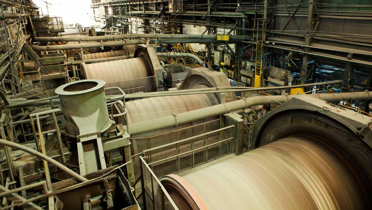 Mining Industry Mill Capex