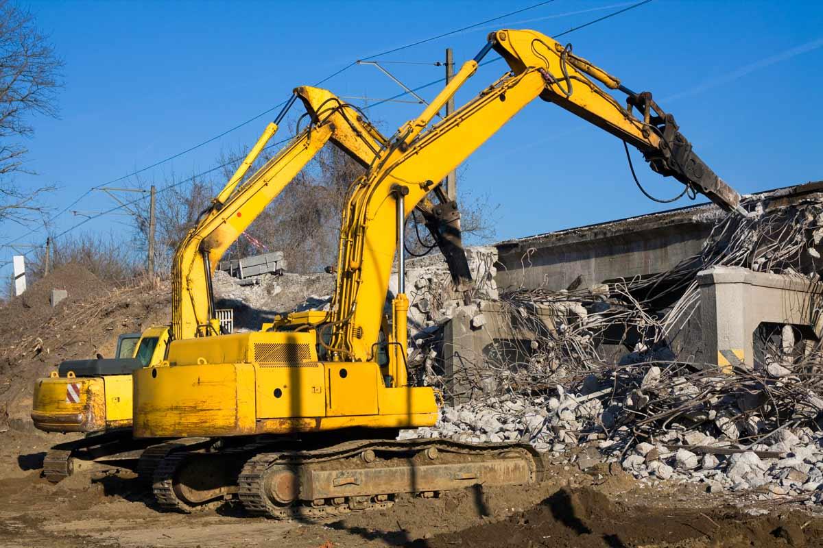 Construction Demolition Bid