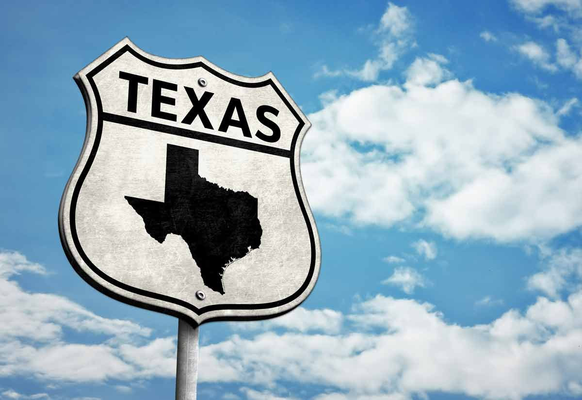 Businesses moving to Texas