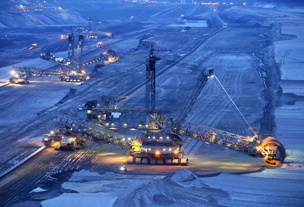 IOM for the Mining Industry