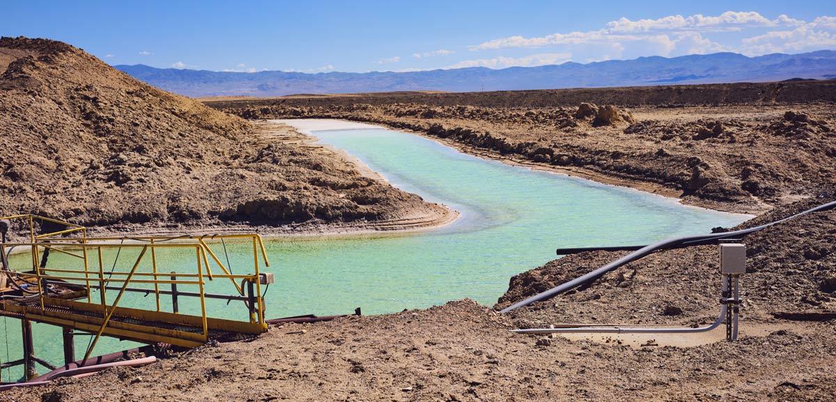 Lithium Mine Project Nevada