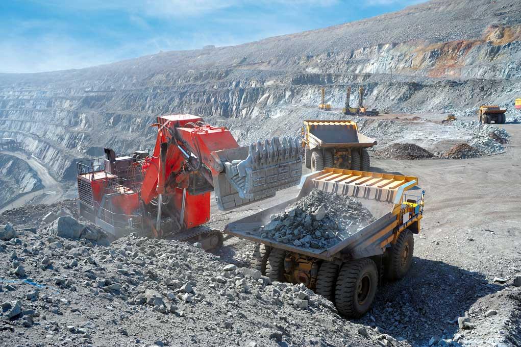 Minnesota Iron Ore Mining