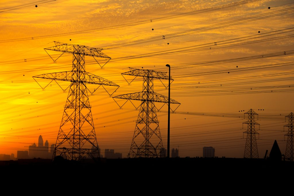 California Power Grid Collapse