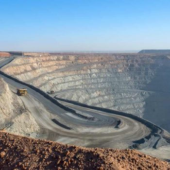Rare Earth Minerals Mining