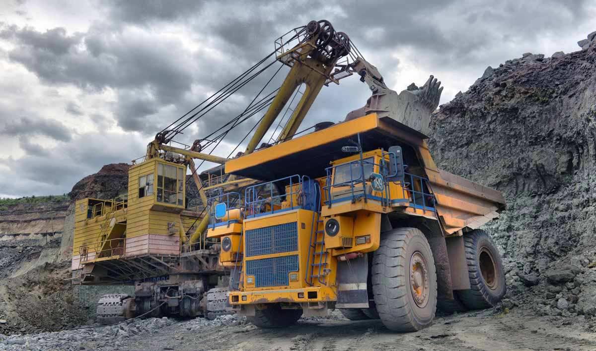 autonomous mining vehicles