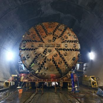 TBM Tunnel Boring Machine