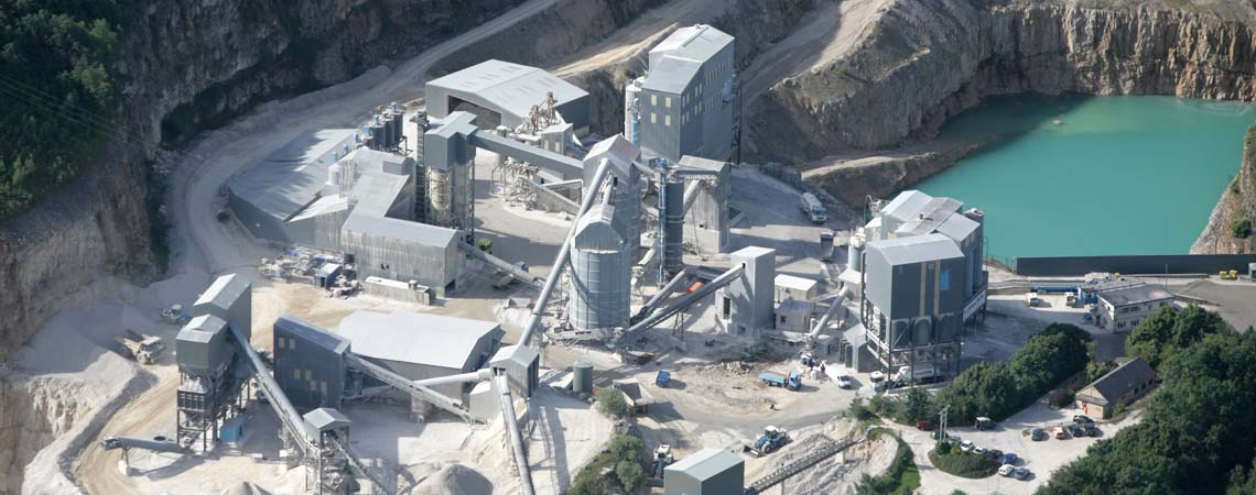 Industrial Minerals Mining and Processing